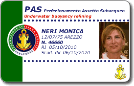 Sub Olimpia Diving courses in Bologna